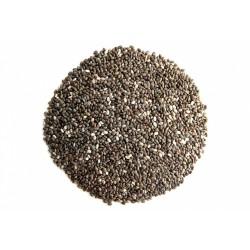 Soczyste nasiona chia - szałwia hiszpańska 0,5 kg