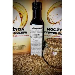 Olej z ostropestu tłoczony na zimno przez Soczyście 250 ml