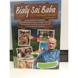 Książka Biały Sai Baba